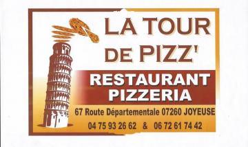 la tour de pizz