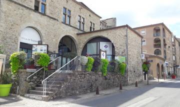OT Cévennes d'Ardèche - Bureau de Joyeuse