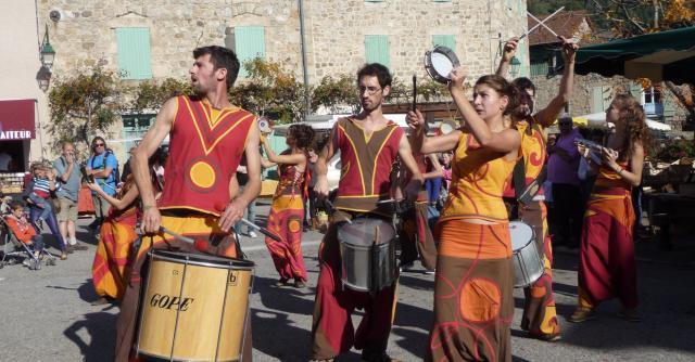 20 ans des castagnades d'automne en Ardèche