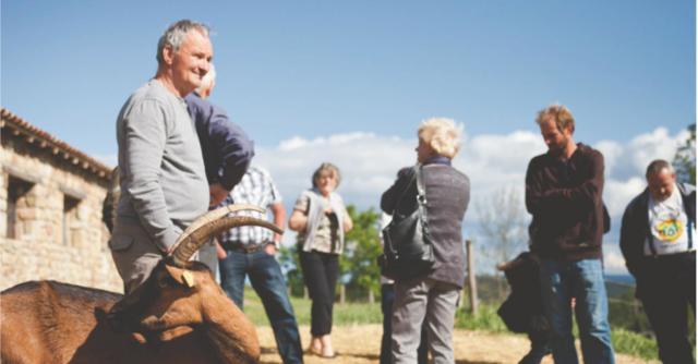 De ferme en ferme dans toute l'Ardèche
