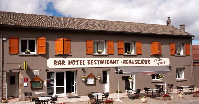 Restaurant de l'Hôtel Beauséjour