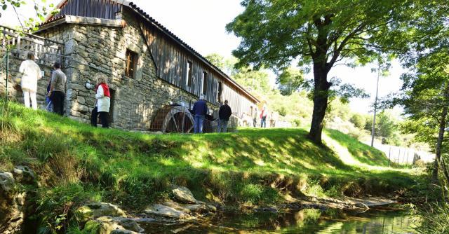 Moulin de Masméjean - Maison des Energies Renouvelables