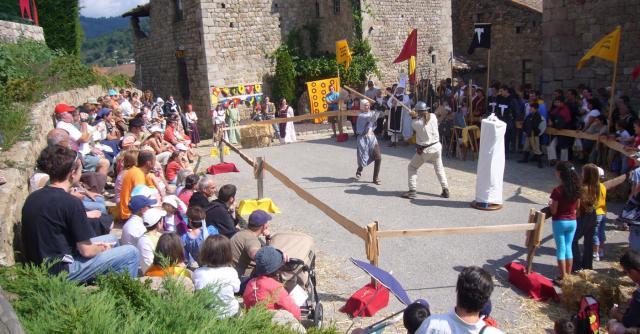 Fête Médiévale de Désaignes