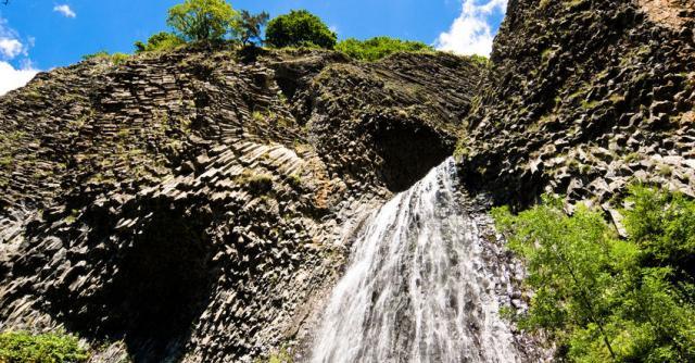 Au coeur des jeunes volcans d'Ardèche