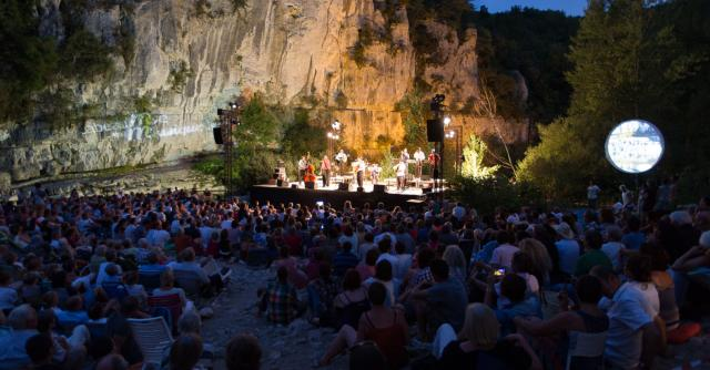 Festival Labeaume en musique 2019 : D'une rive à l'autre