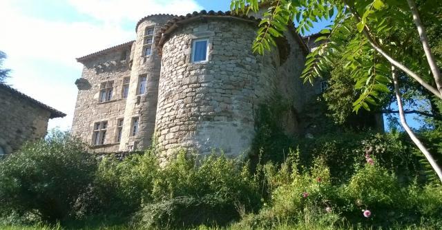 Visites Château du Bruget