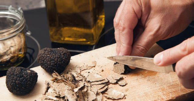 Weekend spécial truffes en Ardèche