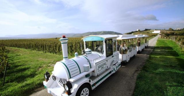Le Petit Train des Vignes de l'Hermitage