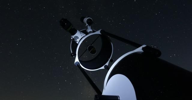 Les mardis de l 'astro : soirée d'observation