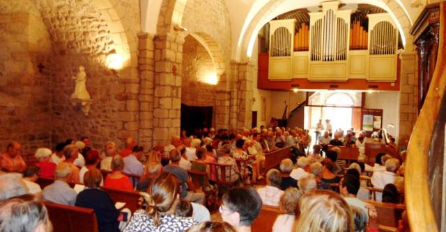 """Festival de musique classique """"L'été musical de Chalencon"""""""