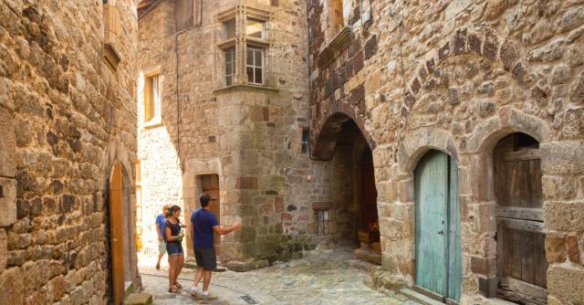 Visite commentée du vieux bourg de Thueyts