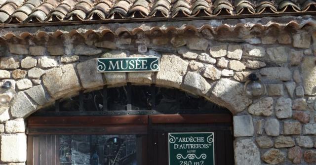 Musée Ardèche d'autrefois