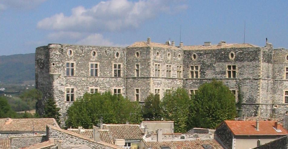 Village de caractère Alba-la-Romaine