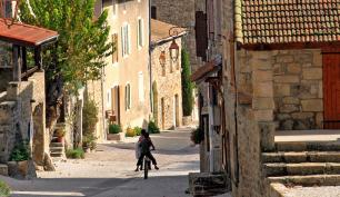 Village de caractère Boucieu-le-Roi