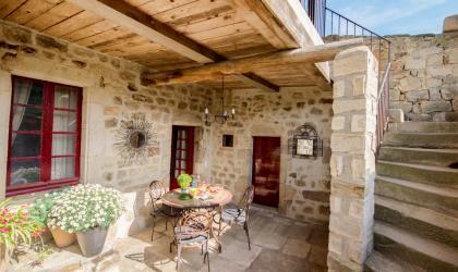 - Maison Académie - Gîte à Sanilhac (Ardèche)