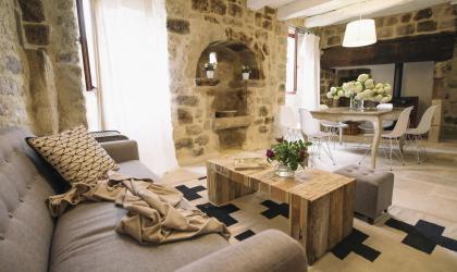 Val d'Art'dèche - Maison Roure - Gîte à Sanilhac (Ardèche)