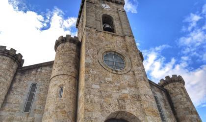 ©Maëva Lopez - Montpezat - Église