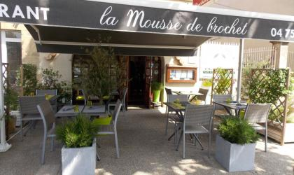 La Mousse de Brochet_Saint Donat - La Mousse de Brochet_Saint Donat