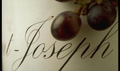 OT du Tournonais - Etiquettes St Joseph