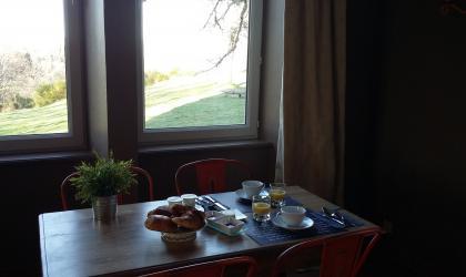 Hôtel de Rilhac : la Table de Fred - Hôtel de Rilhac : la Table de Fred