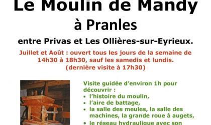 Le Meunier de Mandy - Le Moulin de Mandy