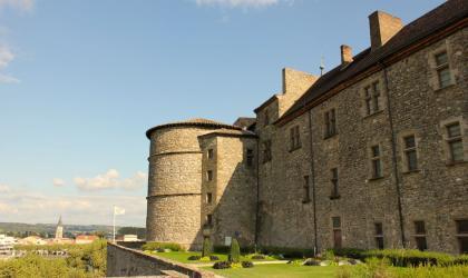 Baptiste Goursaud - Château-Musée_ Journées du Patrimoine_ Tournon sur Rhône