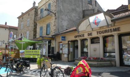 - Office de tourisme du Pays de Saint Félicien