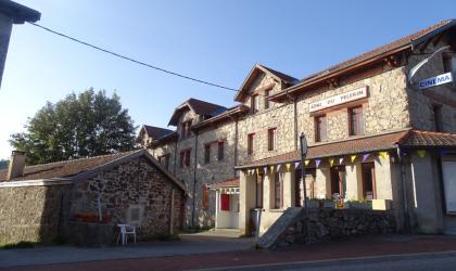 Séverine Moulin - Abri Pèlerin