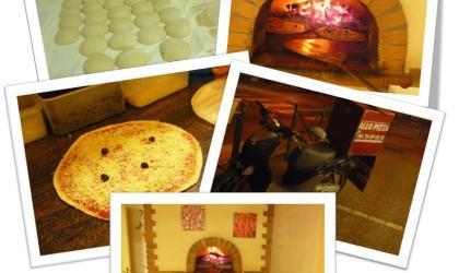 Allo pizza - Four et  pizzas