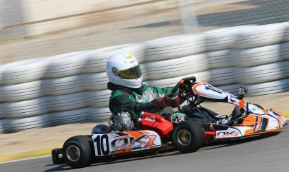 Karting concept - kart