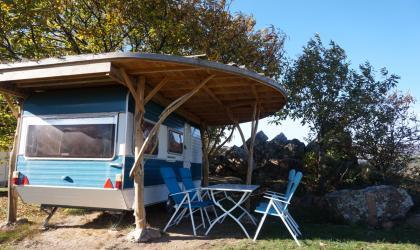 Caravane du Folastère en Ardèche