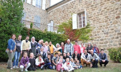 Yves Pézilla - Visite de groupe Maison Charles Forot