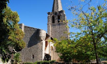 © LC-ADT07 - Eglise St Hilaire