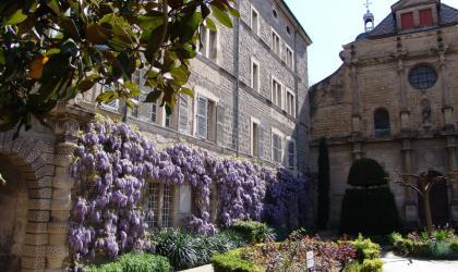 Ardèche Hermitage - Lycée Gabriel Faure_Journées européennes du patrimoine
