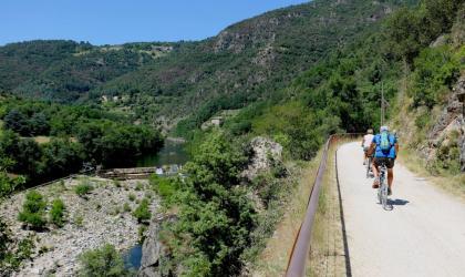 Location vélo : Eyrieux Sport