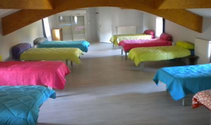 Espace dortoirs