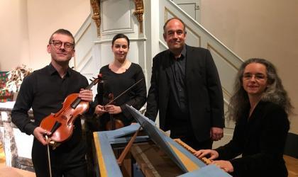 La Chapelle Rhenane - Festival Bach 2019 _ Centre musical international JS Bach