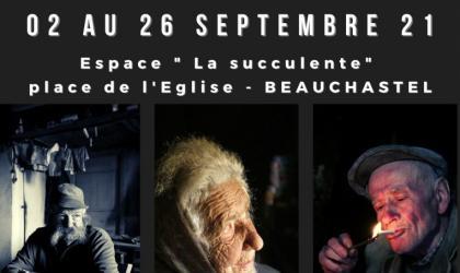 Exposition Claude Fougeirol