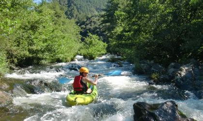 CCC - Kayak aventure chassezac