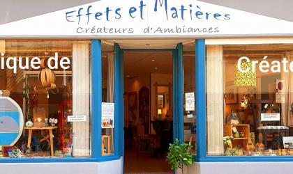 Effets et Matières