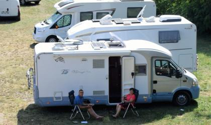 OT Pays de Lamastre - Aire de camping-car
