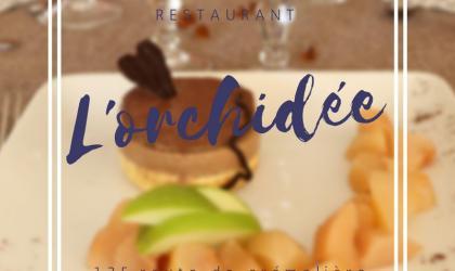 L'Orchidée - logo