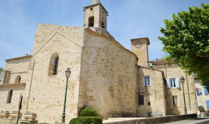 OTI DRAGA - église romane