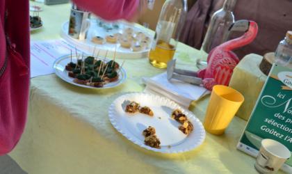 Spiruline des Monts d'Ardèche - Semaine Gourmande : spiruline