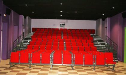 ®mairieLamastre - La salle de cinéma