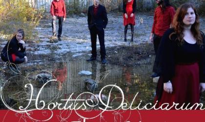 Hortus Deliciarum - affiche