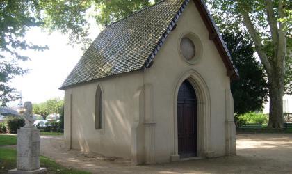 Ardèche Hermitage - Chapelle des comtes de Larnage_Journées Européennes du Patrimoine