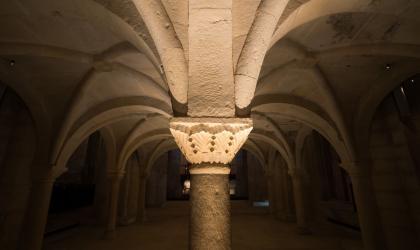 ccbc © T. Zilberman - église basse tribune monastique