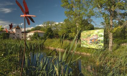 ©S.BUGNON - Jaujac - Exposition Biotrésors des Monts d'Ardèche à la Maison du Parc
