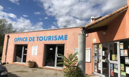 OTASV - Vue exterieure Office de Tourisme de Meyras